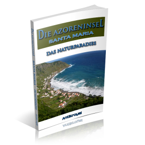 E-Book Cover - Die Azoreninsel Santa Maria