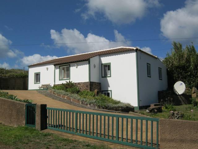 Ein inseltypisches Landhaus