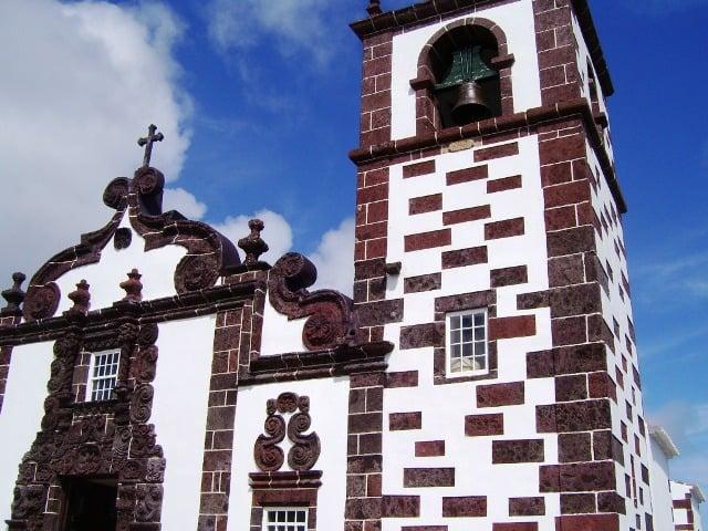 Aie älteste Kirche von Santa Maria