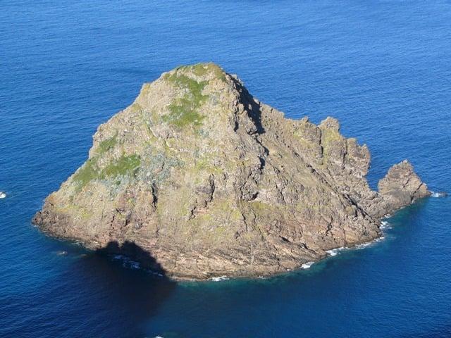 Kleine Insel vor Santa Maria