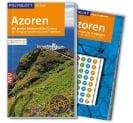 Zwei Reiseführer von den Azoren