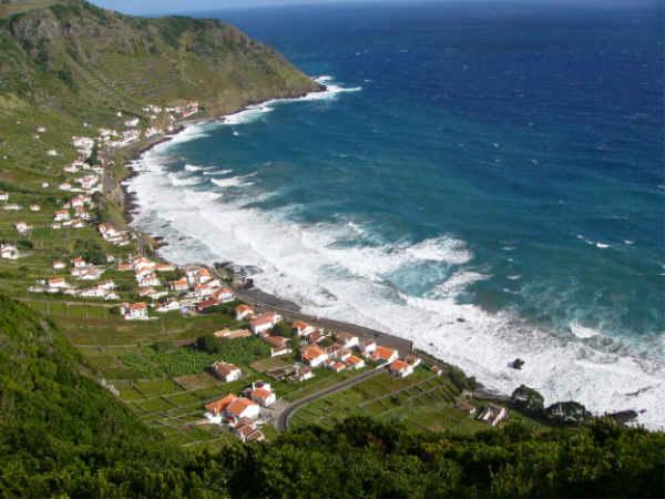 Die Bucht von Sao Lourenco