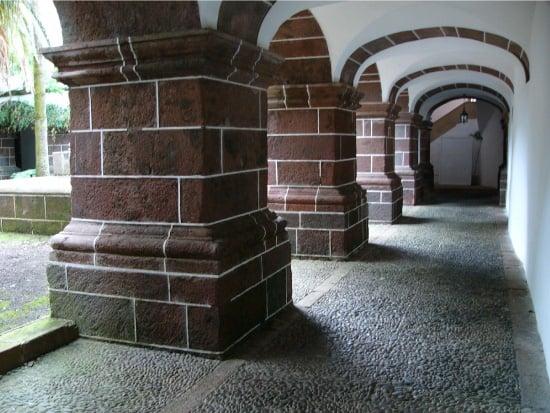 Innenhof des alten Rathauses
