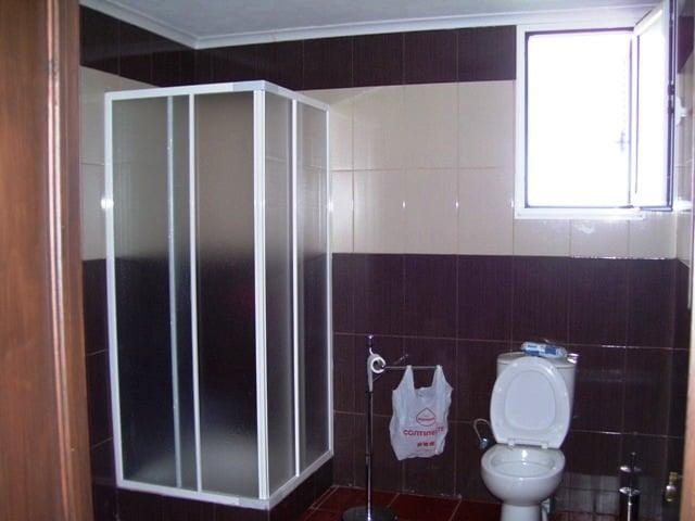Das obere Badezimmer
