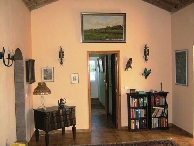 Der rechte Wohnzimmer Bereich